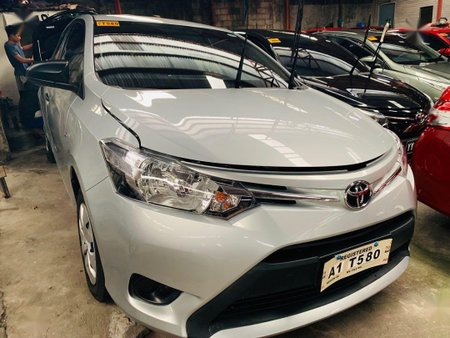 Sell Silver 2018 Toyota Vios in Quezon City