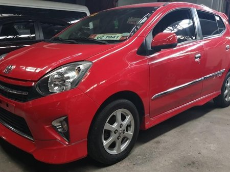 2016 Toyota Wigo for sale in Quezon City