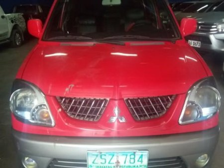 2008 Mitsubishi Adventure for sale in Pasig