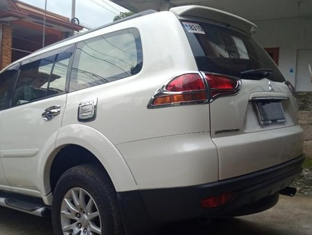 Mitsubishi Montero Sport 2011 for sale in Lipa