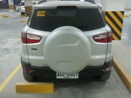 Ford Ecosport 2017 for sale in Angeles