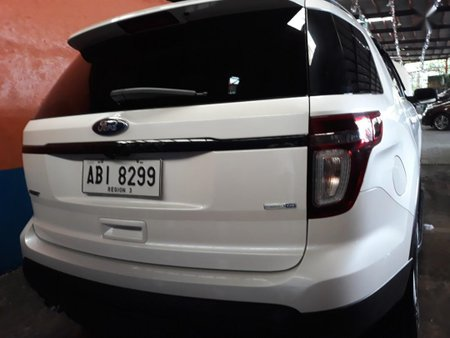 2015 Ford Explorer for sale in Manila