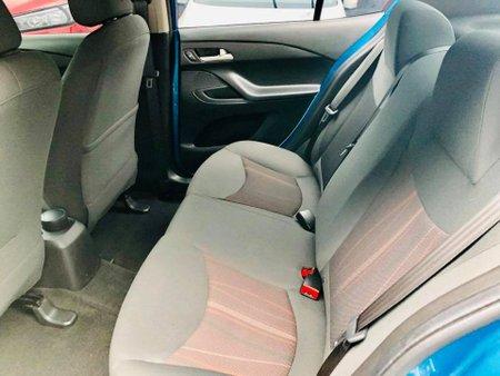 Blue 2017 Chevrolet Sail Sedan for sale in Las Pinas