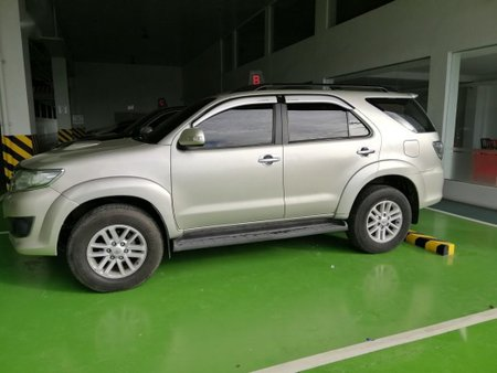 2014 Toyota Fortuner for sale in Cabanatuan