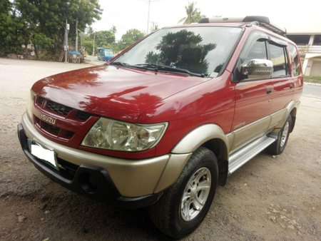 2nd Hand 2006 Isuzu Crosswind Diesel for sale