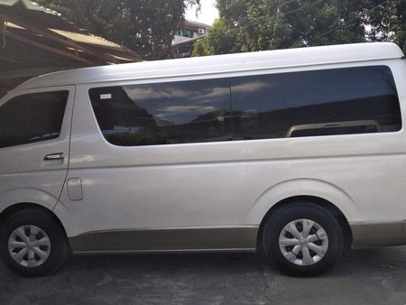2016 Toyota Hiace for sale in Antipolo