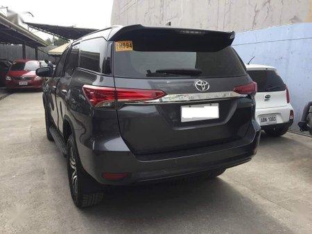 2018 Toyota Fortuner for sale in Mandaue