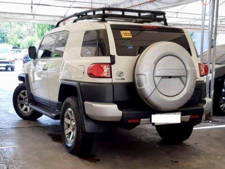 Toyota Fj Cruiser 2015 at 48000 km for sale