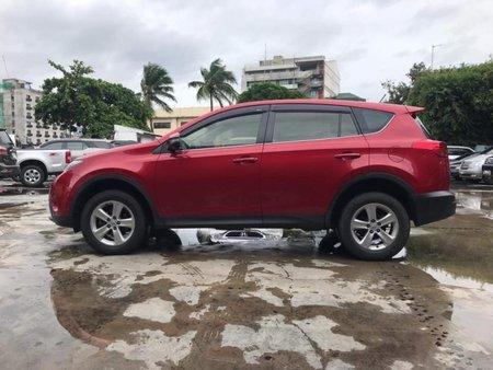 2014 Toyota Rav4 for sale in Makati