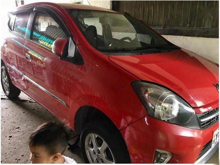 2016 Toyota Wigo for sale in Valenzuela
