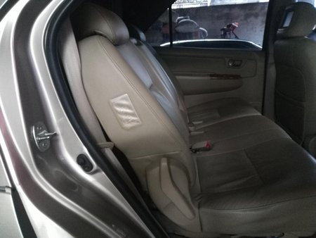 Sell Used 2011 Toyota Fortuner Automatic Gasoline in Pasig