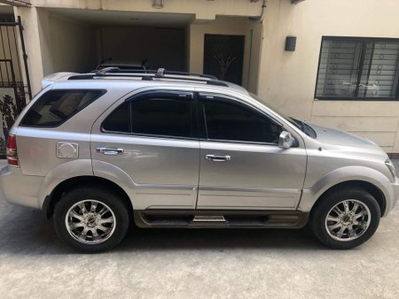Sell Silver 2008 Kia Sorento Automatic Diesel at 43000 km