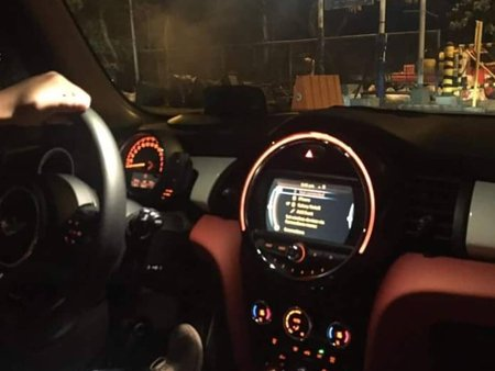 Selling Red Mini Cooper S 2017 Automatic at 10000 km
