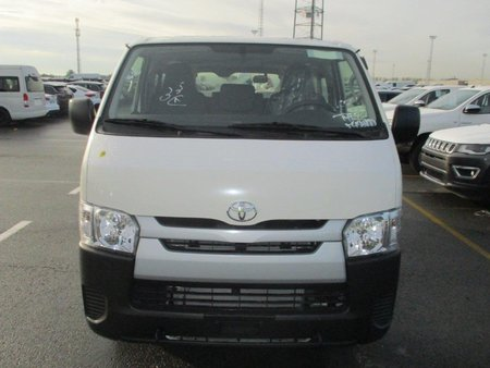 Brand New Toyota Hiace 2019 Manual Diesel for sale