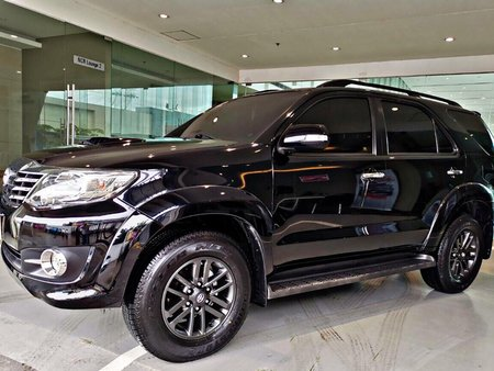 2016 Toyota Fortuner Automatic Diesel for sale in Bacoor