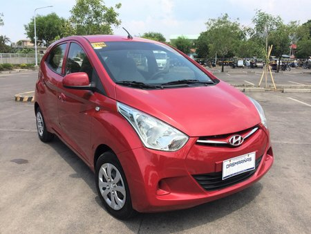 Selling Used Hyundai Eon 2018 Hatchback at 1900 km in Lucena