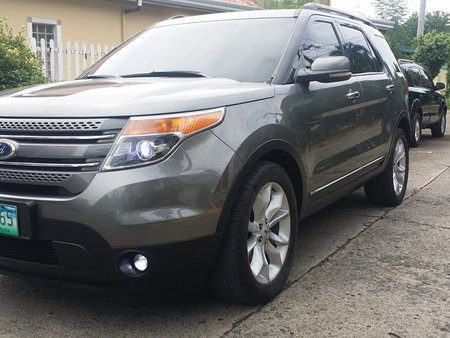 Used 2012 Ford Explorer Automatic Gasoline for sale