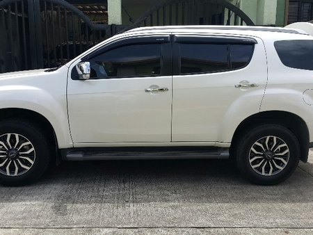 Used Isuzu Mu-X 2017 for sale in Silang