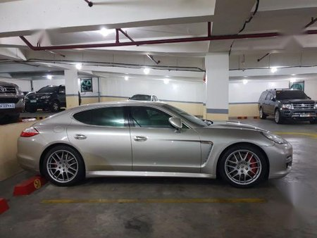2010 Porsche Panamera Turbo for sale in Quezon City
