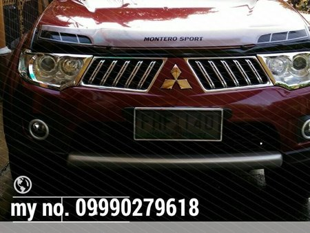 2010 Mitsubishi Montero Sport for sale in Bacolod City