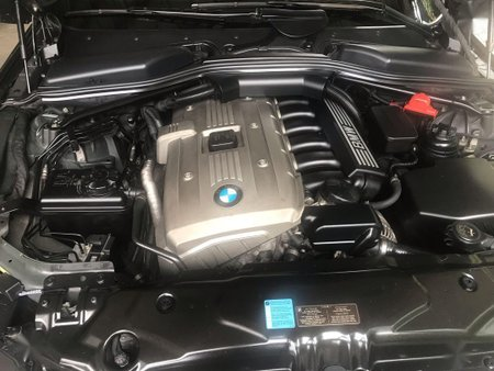 BMW 5 Series 2007 for sale in Pasig