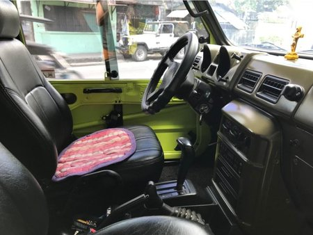 2000 Mitsubishi Jeep for sale in Manila