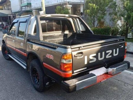 2001 Isuzu Fuego for sale in Davao City