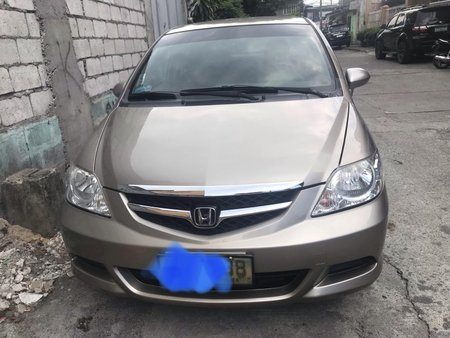 Selling 2nd Hand Honda City 2008 at 75000 km in Metro Manila