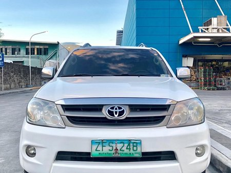 Used 2006 Toyota Fortuner Automatic Diesel for sale