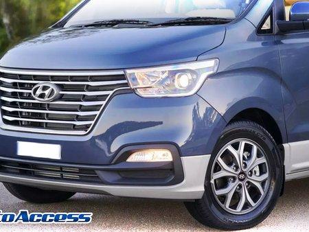 Brand New 2020 Hyundai Grand Starex for sale in Quezon City