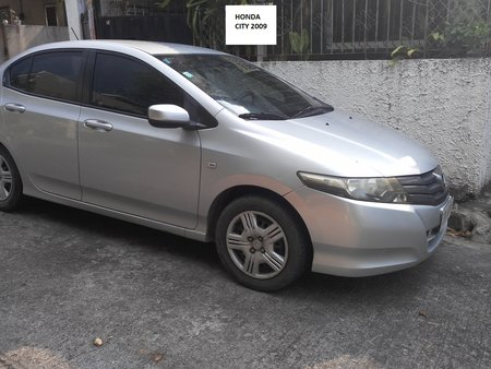 Selling 2nd Hand Honda City 2009 at 62000 km in Metro Manila