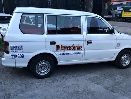 White Mitsubishi Adventure 2006 for sale in Quezon City