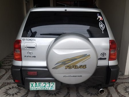 Selling 2nd Hand Toyota Rav4 Automatic in Las Pinas