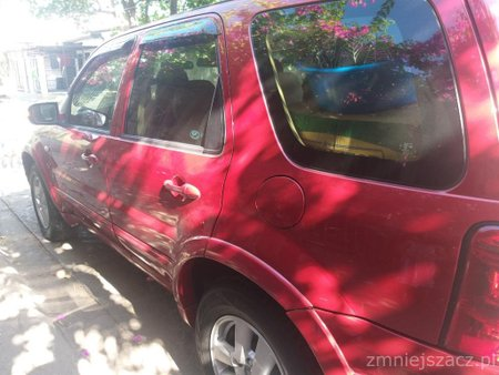 Red Ford Escape 2006 for sale in Baguio