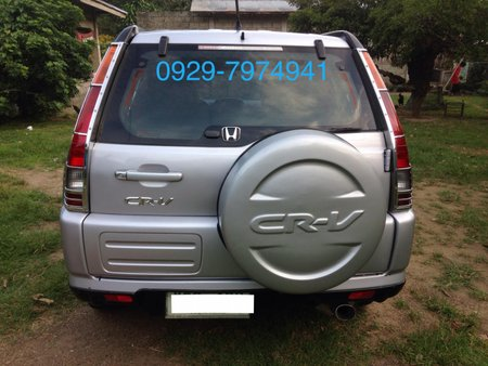 Sell Used 2002 Honda Cr-V Automatic in Batangas