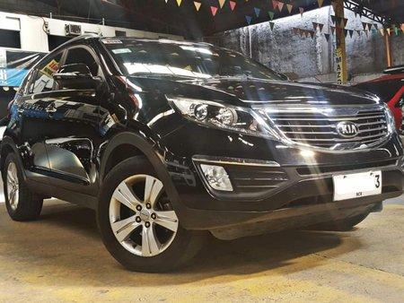 2013 Kia Sportage Diesel Automatic for sale in Quezon City