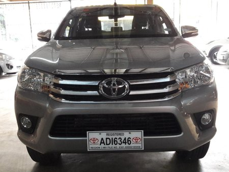 Used 2016 Toyota Hilux Manual Diesel for sale