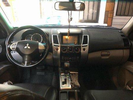 Silver Mitsubishi Montero Sport 2011 at 51187 km for sale