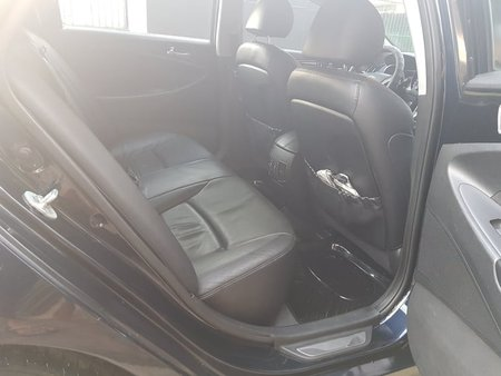 Blue Hyundai Sonata 2011 at 47000 km for sale