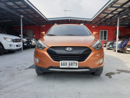 Hyundai Tucson 2014 Automatic for sale in Las Pinas