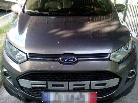 Used 2017 Ford Ecosport at 13000 km for sale