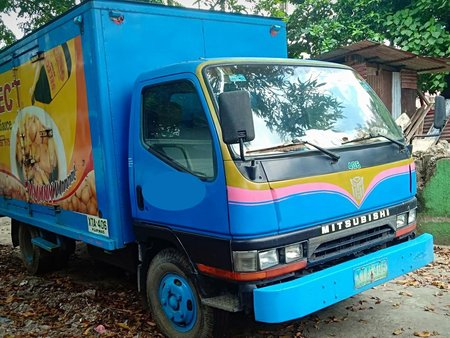 Selling 2nd Hand Mitsubishi CanterA 2004 in Quezon City