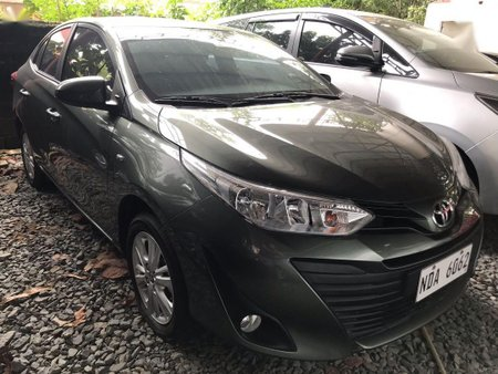 Green Toyota Vios 2019 for sale in Quezon City