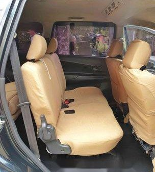 Blue Toyota Avanza 2015 for sale in Cavite