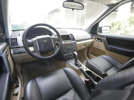 Selling Green Land Rover Freelander 2008 Automatic Gasoline