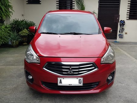 Sell 2nd Hand 2015 Mitsubishi Mirage G4 Sedan at 58000 km