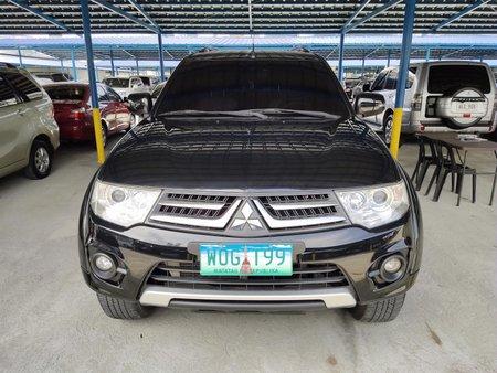 Black 2014 Mitsubishi Montero Sport Automatic Diesel for sale