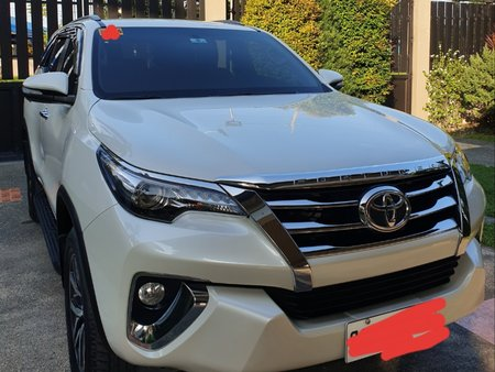 Used 2016 Toyota Fortuner Automatic Diesel for sale