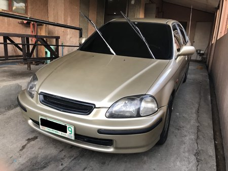Selling Used Honda Civic 1996 Manual in Rizal