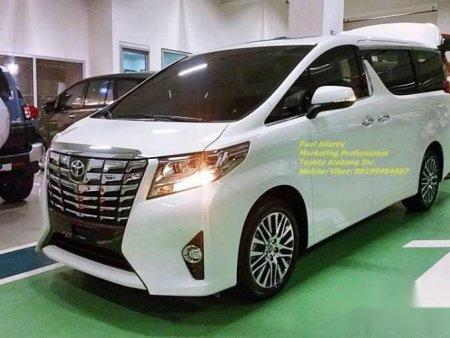 Used Toyota Alphard 2017 at 15000 km for sale
